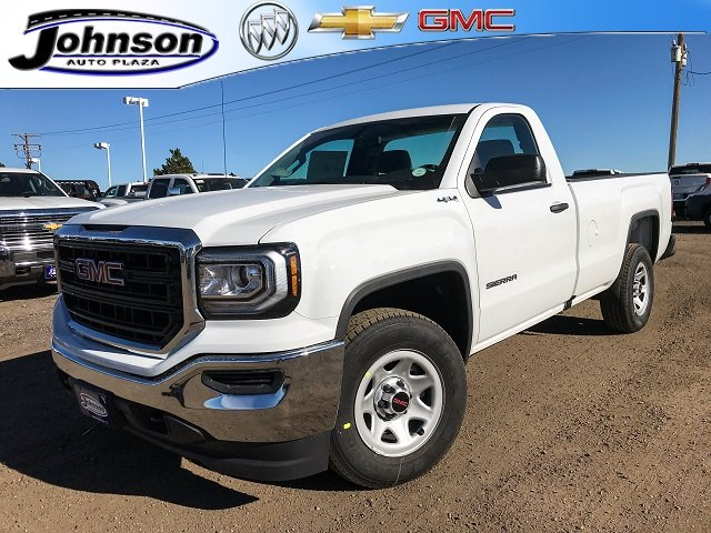 2018 Sierra 1500 Regular Cab 4x4, Pickup #G859592 - photo 1