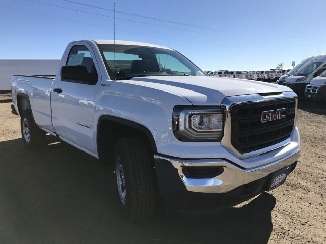 2018 Sierra 1500 Regular Cab 4x4, Pickup #G859592 - photo 4