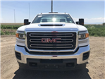 2018 Sierra 3500 Regular Cab DRW 4x4,  Platform Body #G860300 - photo 3
