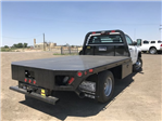 2018 Sierra 3500 Regular Cab DRW 4x4,  Platform Body #G860300 - photo 6