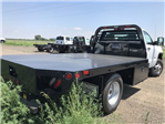 2018 Sierra 3500 Regular Cab DRW 4x4,  Platform Body #G864307 - photo 1
