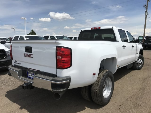 2018 Sierra 3500 Crew Cab 4x4,  Pickup #G866009 - photo 6