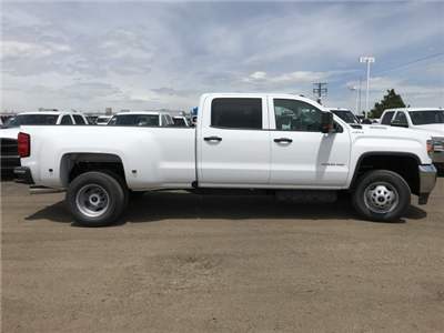 2018 Sierra 3500 Crew Cab 4x4,  Pickup #G866009 - photo 5
