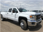2018 Sierra 3500 Crew Cab 4x4,  Pickup #G866009 - photo 4
