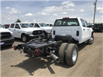2018 Sierra 3500 Crew Cab DRW 4x4,  Cab Chassis #G867993 - photo 2
