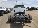 2018 Sierra 3500 Crew Cab DRW 4x4,  Cab Chassis #G867993 - photo 6