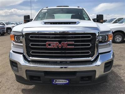 2018 Sierra 3500 Crew Cab DRW 4x4,  Cab Chassis #G868081 - photo 5