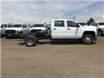 2018 Sierra 3500 Crew Cab DRW 4x4,  Cab Chassis #G869873 - photo 5