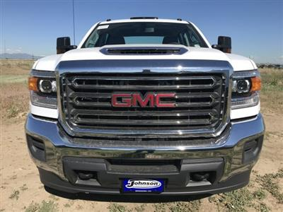 2018 Sierra 3500 Crew Cab DRW 4x4,  Cab Chassis #G870364 - photo 3