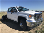 2018 Sierra 3500 Crew Cab DRW 4x4,  Cab Chassis #G870364 - photo 4