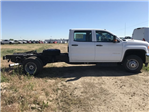 2018 Sierra 3500 Crew Cab DRW 4x4,  Cab Chassis #G870364 - photo 5