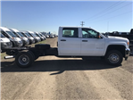2018 Sierra 3500 Crew Cab DRW 4x4,  Cab Chassis #G870588 - photo 5