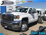 2018 Sierra 3500 Crew Cab DRW 4x4,  Cab Chassis #G870588 - photo 1