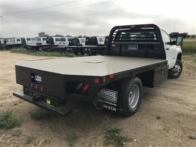 2018 Sierra 3500 Regular Cab DRW 4x4,  Platform Body #G874601 - photo 6