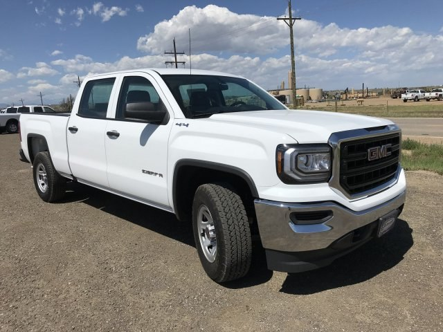 2018 Sierra 1500 Crew Cab 4x4,  Pickup #G879048 - photo 4