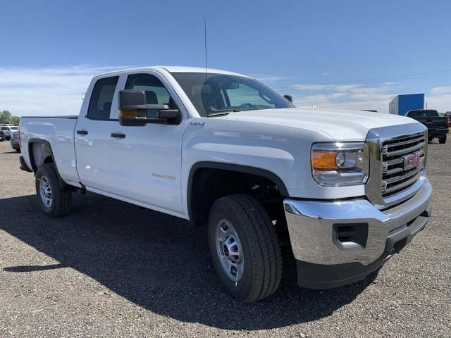 2019 Sierra 2500 Extended Cab 4x4, Pickup #G919182 - photo 4