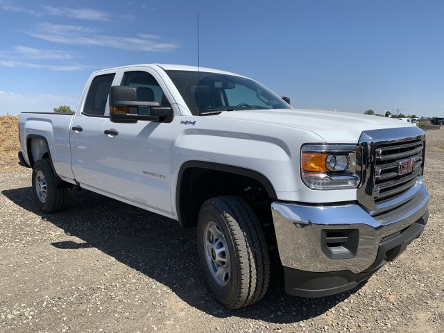 2019 Sierra 2500 Extended Cab 4x4,  Pickup #G919300 - photo 4