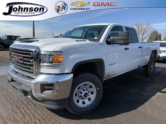 2019 Sierra 3500 Crew Cab 4x4,  Pickup #G926674 - photo 1