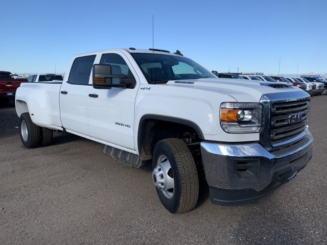 2019 Sierra 3500 Crew Cab 4x4,  Pickup #G945909 - photo 4