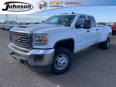 2019 Sierra 3500 Crew Cab 4x4,  Pickup #G945909 - photo 1