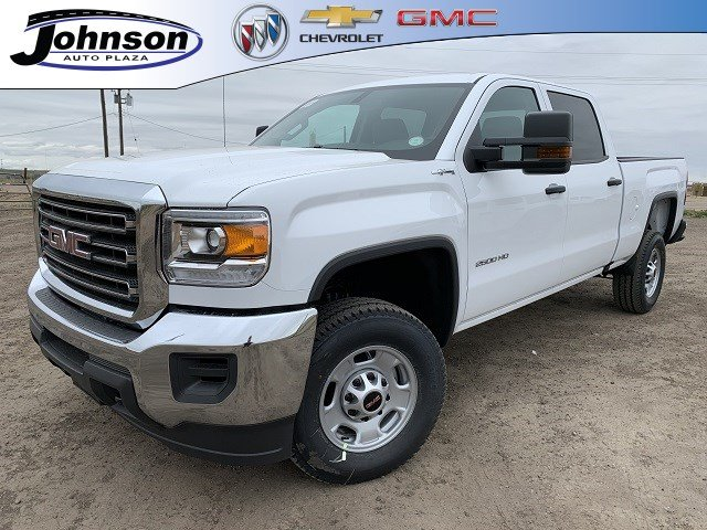 2019 Sierra 2500 Crew Cab 4x4,  Pickup #G949681 - photo 1