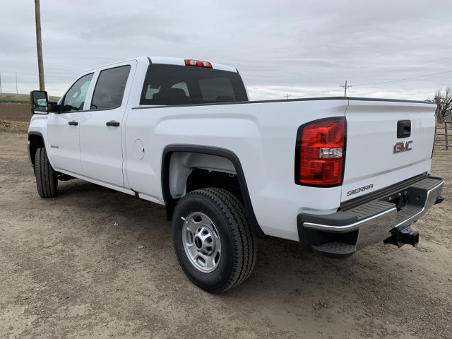 2019 Sierra 2500 Crew Cab 4x4,  Pickup #G949681 - photo 2