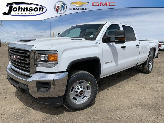 2019 Sierra 2500 Crew Cab 4x4, Pickup #G950135 - photo 1