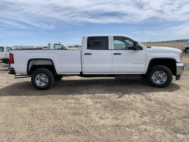 2019 Sierra 2500 Crew Cab 4x4, Pickup #G950135 - photo 4