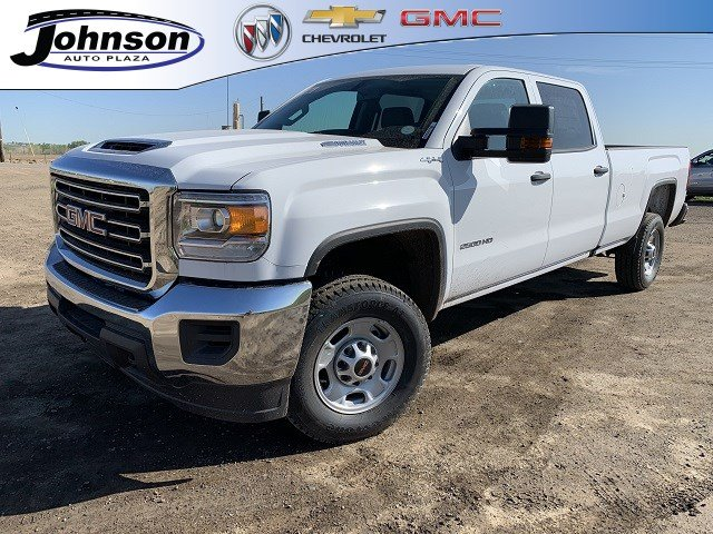 2019 Sierra 2500 Crew Cab 4x4,  Pickup #G952873 - photo 1