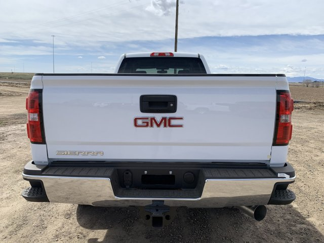 2019 Sierra 2500 Crew Cab 4x4,  Pickup #G953770 - photo 5