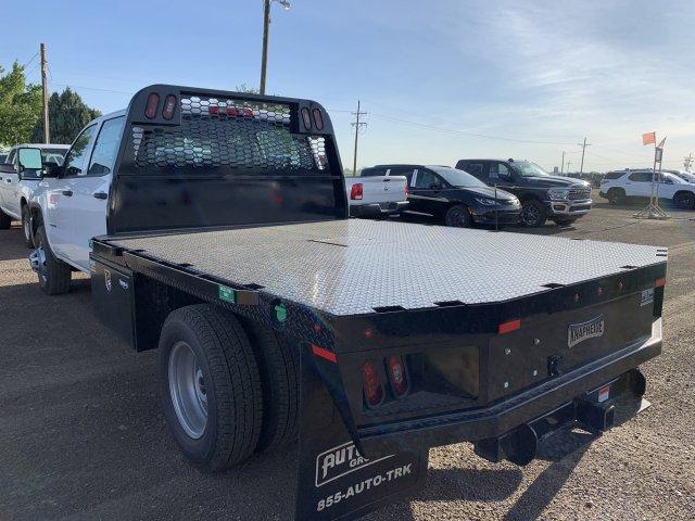 2019 Sierra 3500 Crew Cab DRW 4x4,  Platform Body #G955629 - photo 1