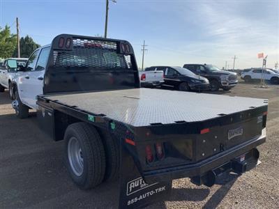 2019 Sierra 3500 Crew Cab DRW 4x4,  Platform Body #G955629 - photo 2