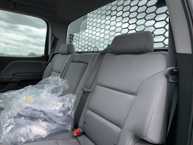 2019 Sierra 3500 Crew Cab DRW 4x4,  Knapheide PGNB Gooseneck Platform Body #G956849 - photo 13