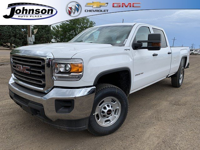 2019 Sierra 2500 Crew Cab 4x4,  Pickup #G967242 - photo 1