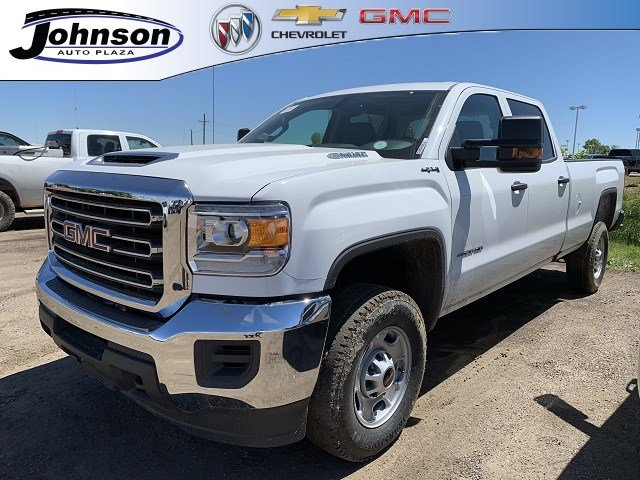 2019 Sierra 2500 Crew Cab 4x4, Pickup #G969435 - photo 1