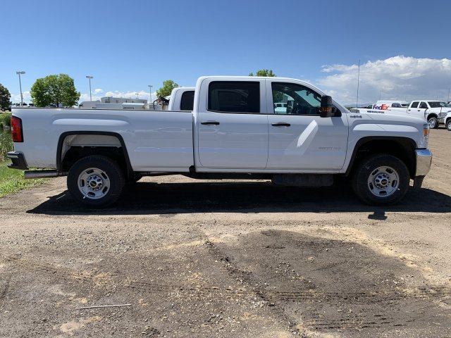 2019 Sierra 2500 Crew Cab 4x4, Pickup #G969435 - photo 4