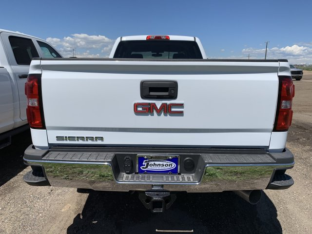 2019 Sierra 2500 Crew Cab 4x4, Pickup #G969435 - photo 5