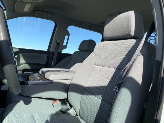 2019 Sierra 3500 Crew Cab DRW 4x4,  Knapheide PGNB Gooseneck Platform Body #G974036 - photo 8
