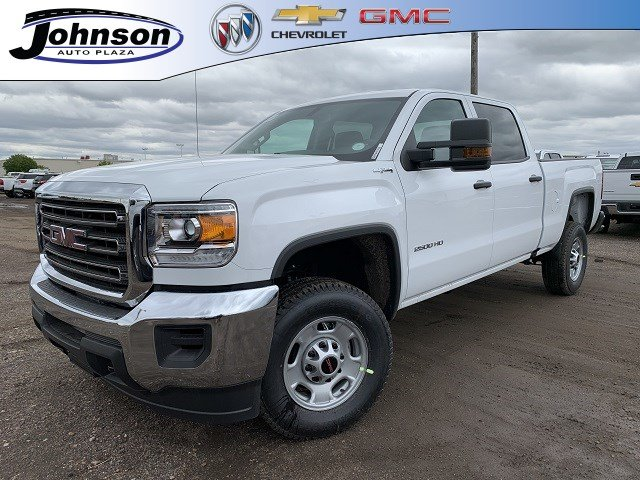 2019 Sierra 2500 Crew Cab 4x4,  Pickup #G974411 - photo 1