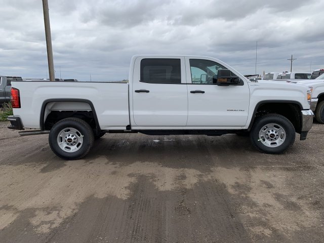 2019 Sierra 2500 Crew Cab 4x4,  Pickup #G974411 - photo 5