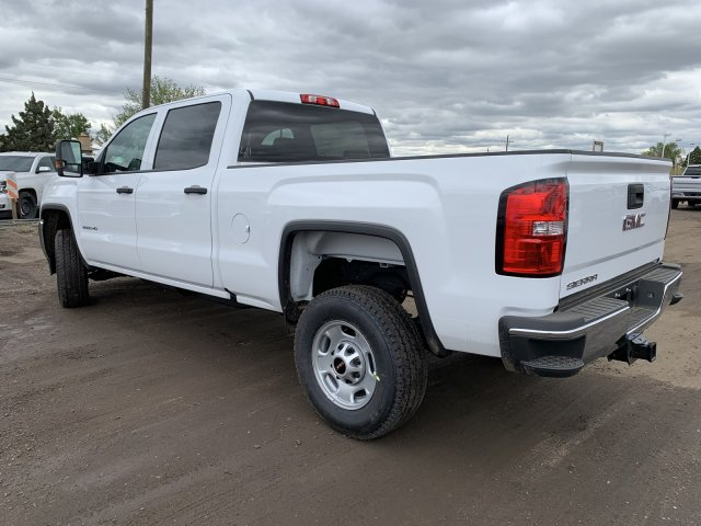 2019 Sierra 2500 Crew Cab 4x4,  Pickup #G974411 - photo 2