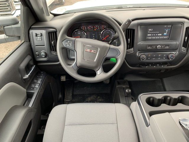 2019 Sierra 2500 Crew Cab 4x4,  Pickup #G974411 - photo 7