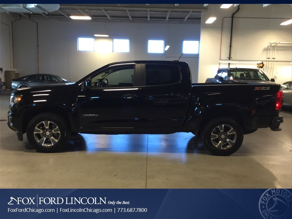 2016 Colorado Crew Cab 4x4 Pickup #17T1019A - photo 9