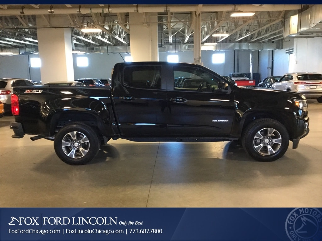 2016 Colorado Crew Cab 4x4 Pickup #17T1019A - photo 8