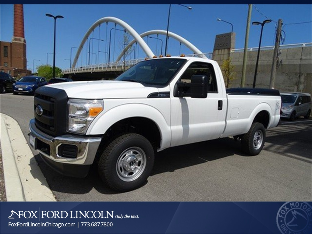 2016 F-350 Regular Cab 4x4 Pickup #17T1296 - photo 1