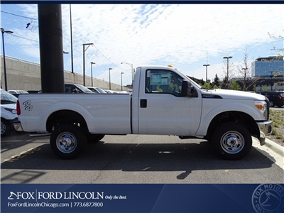 2016 F-350 Regular Cab 4x4 Pickup #17T1296 - photo 5