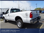 2016 F-350 Regular Cab 4x4 Pickup #17T1296 - photo 2