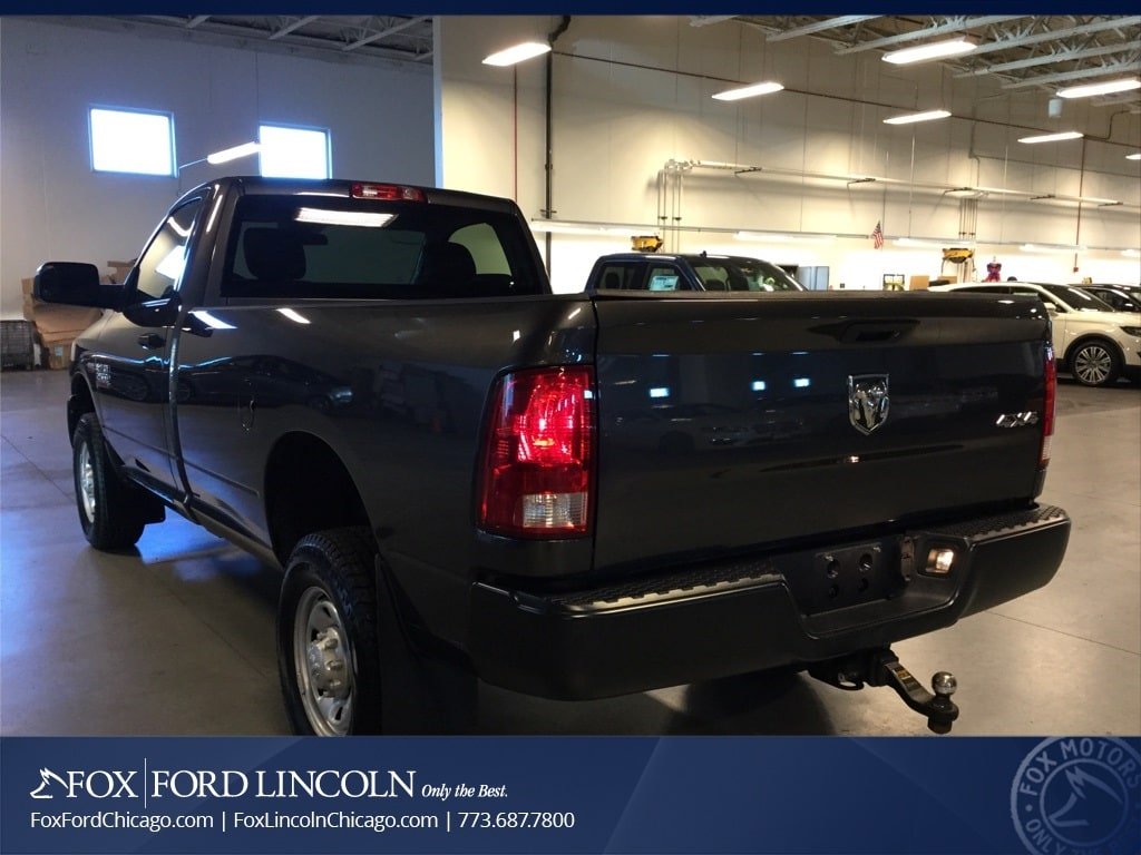 2016 Ram 2500 Regular Cab 4x4 Pickup #17T1296A - photo 3