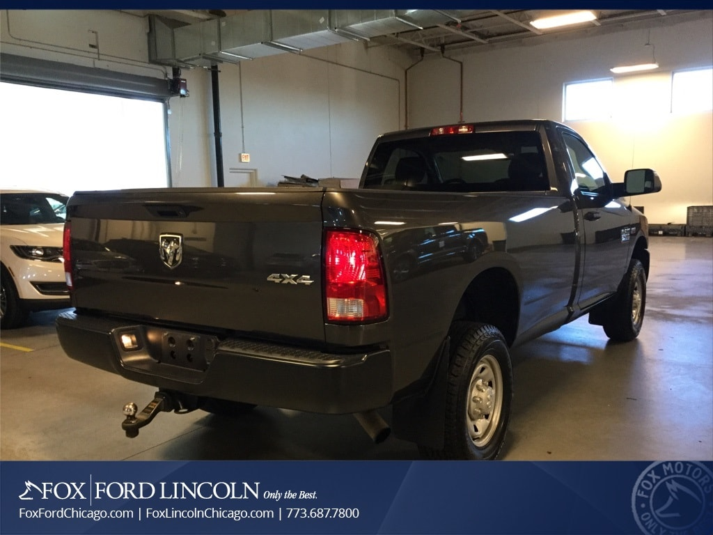 2016 Ram 2500 Regular Cab 4x4 Pickup #17T1296A - photo 4