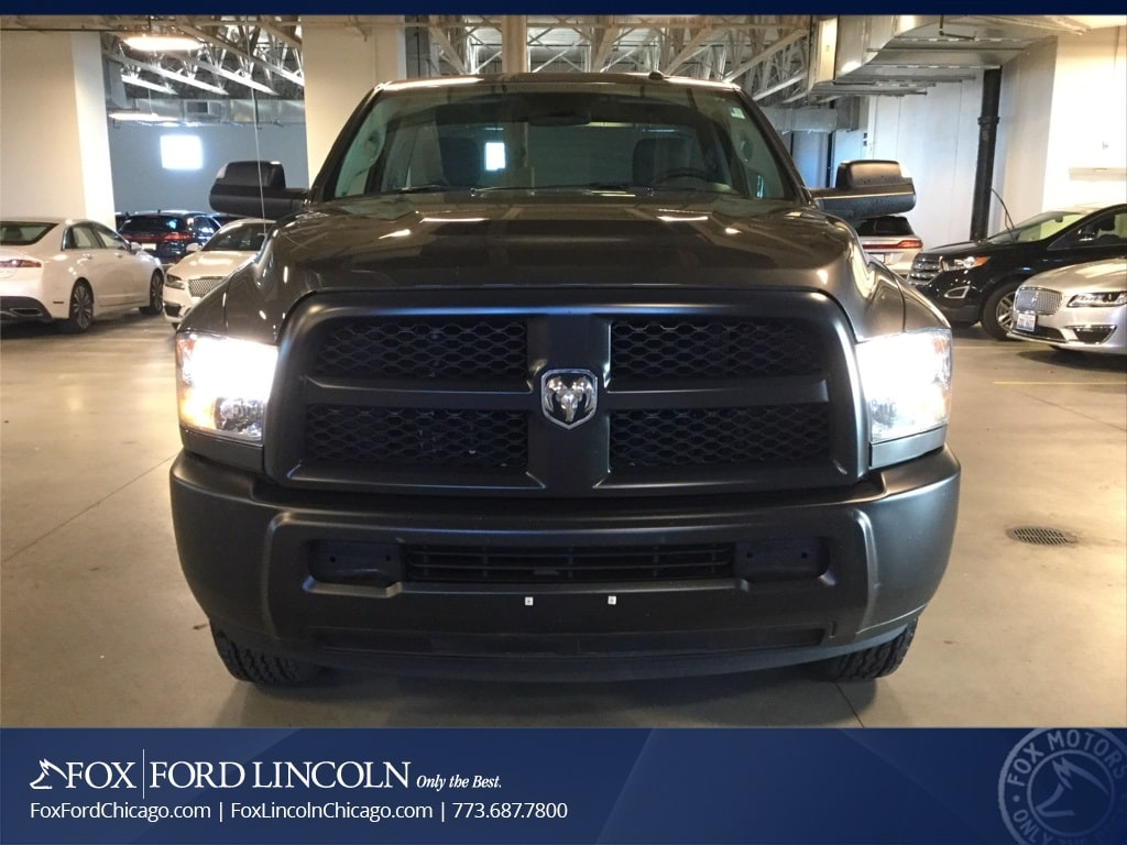 2016 Ram 2500 Regular Cab 4x4 Pickup #17T1296A - photo 7